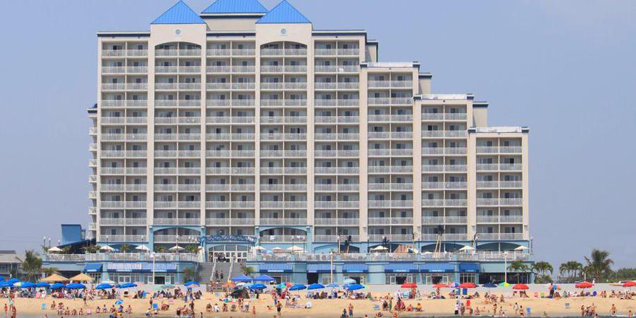 Holiday Inn Hotel and Suites, Ocean City wedding Eastern Shore/Chesapeake Bay