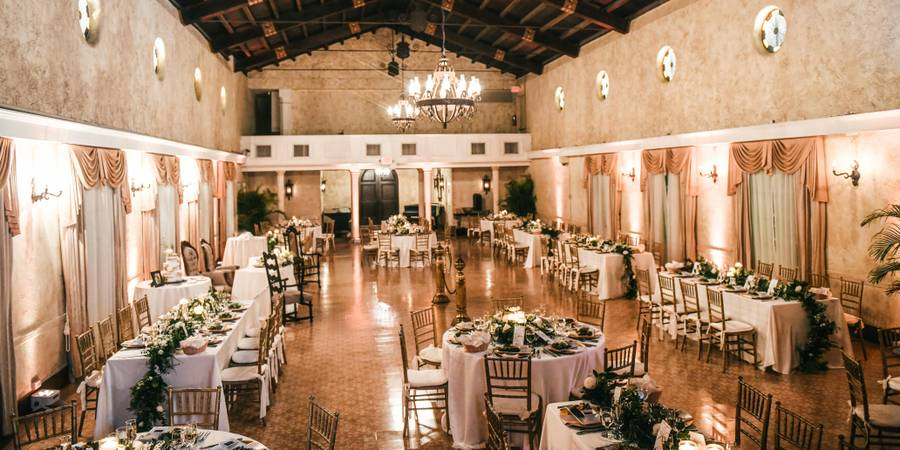 The Coco Plum wedding Miami