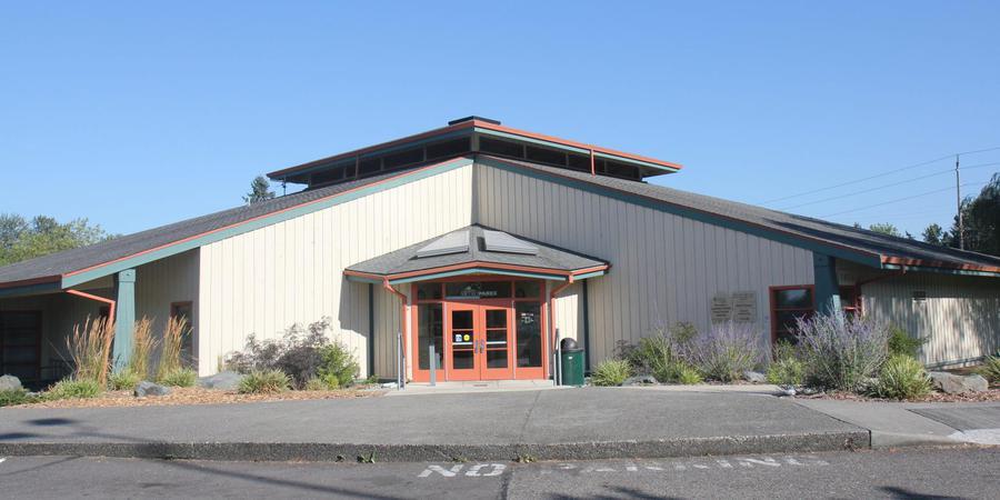 Portland Avenue Community Center wedding Tacoma