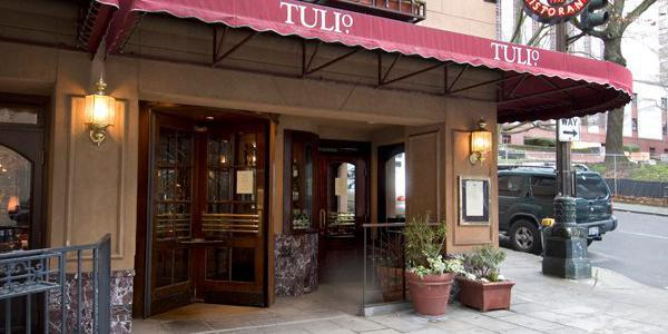 Tulio Ristorante wedding Seattle