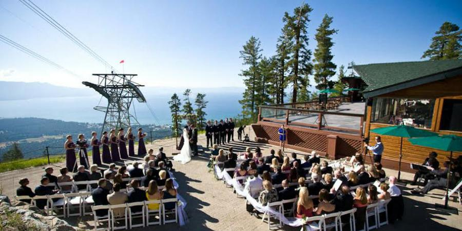 Heavenly Mountain Resort - Lakeview Lodge wedding Tahoe