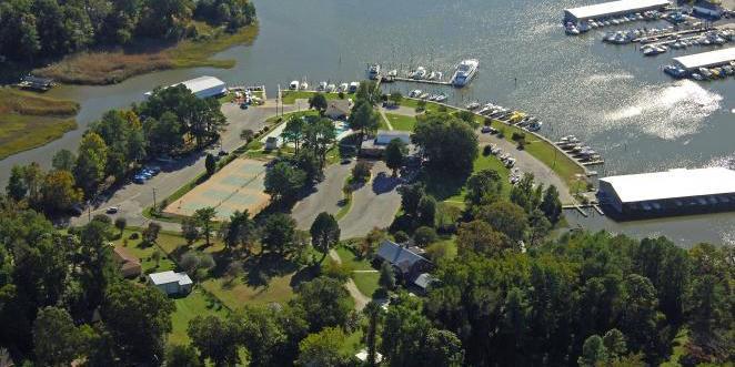 Warwick Yacht & Country Club wedding Virginia Beach