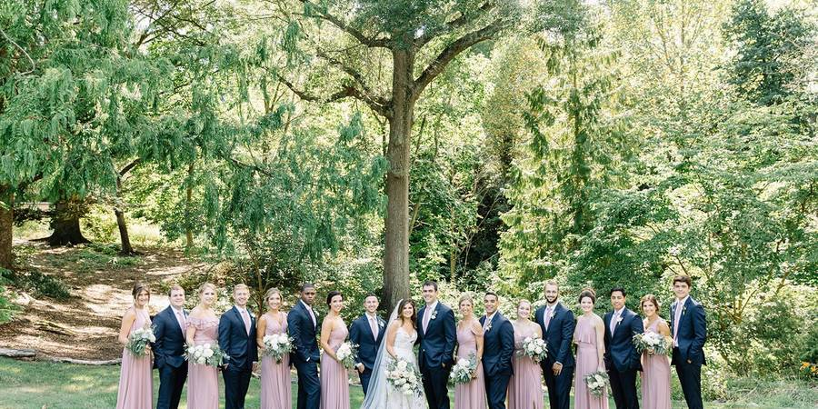 Historic London Town and Gardens wedding Annapolis