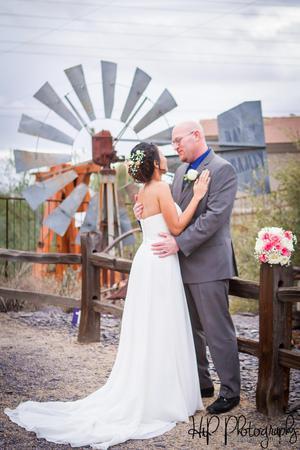 The Mission Wedding Chapel wedding Phoenix/Scottsdale