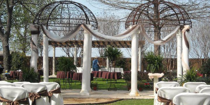 The Greenery Gardens wedding Dallas