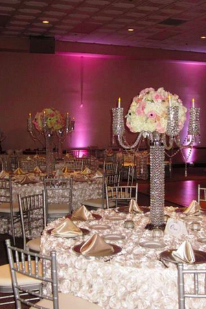 The Vistas Ballroom at Westbrook Village wedding Phoenix/Scottsdale