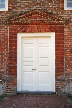 Old St. John's Church wedding Fredericksburg