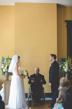 The Marianna wedding Atlanta