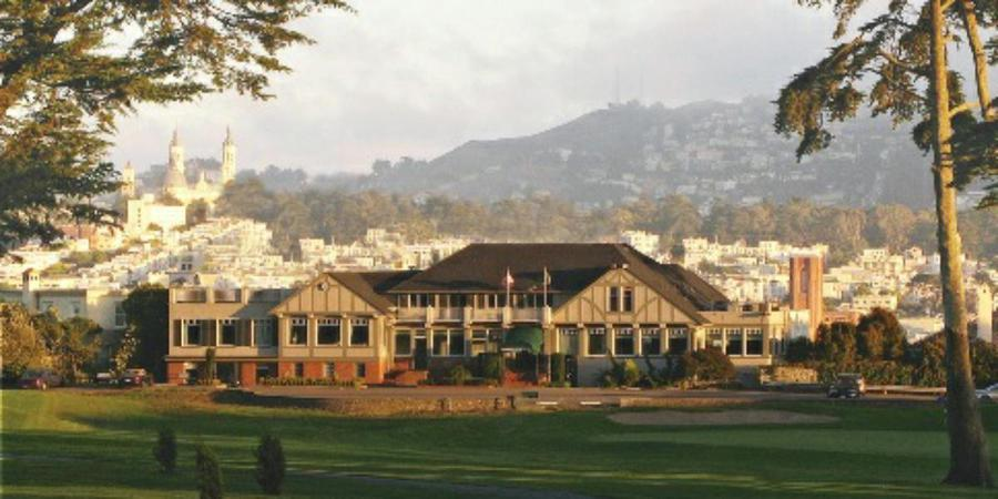 Presidio Golf & Concordia Club wedding San Francisco