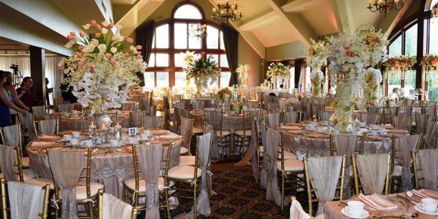 Glen Oaks Country Club & Banquet Center wedding Detroit