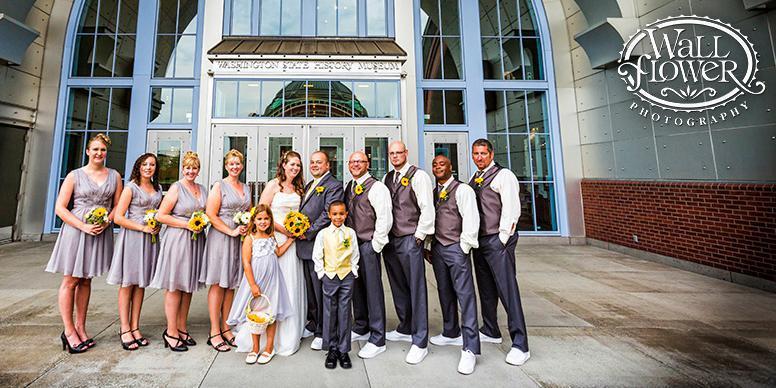 Washington State History Museum wedding Tacoma