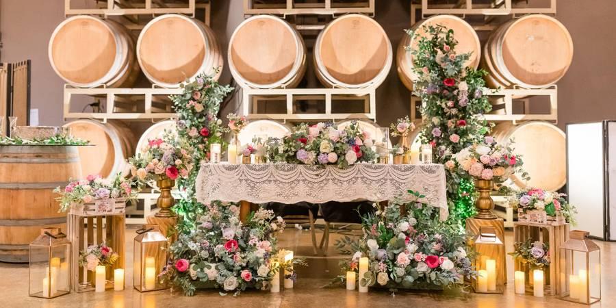 Domenico Winery wedding Peninsula