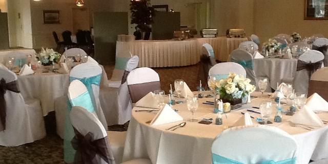 Monroe Golf & Country Club wedding Ann Arbor