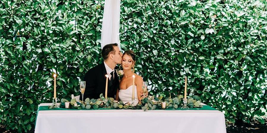Orting Manor wedding Tacoma