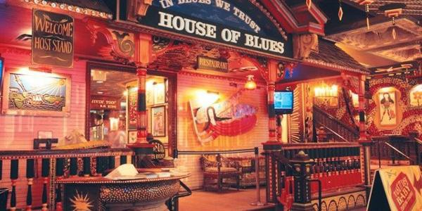 House of Blues Chicago wedding Chicago