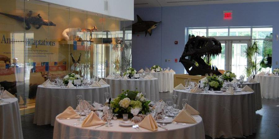 Delaware Museum of Natural History wedding Delaware