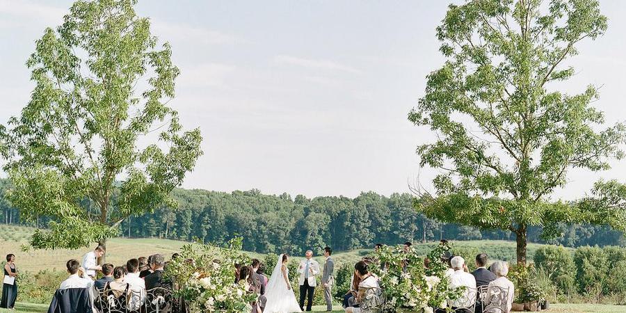 The Market at Grelen wedding Charlottesville