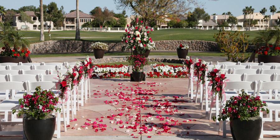 Arrowhead Country Club wedding Phoenix/Scottsdale