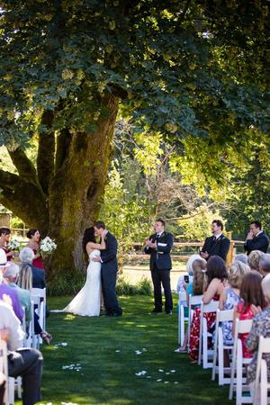 Pomeroy Farm wedding Tacoma