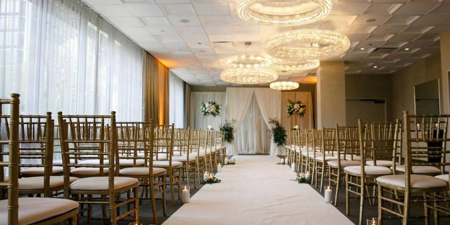 Thompson Chicago - Nico Osteria wedding Chicago