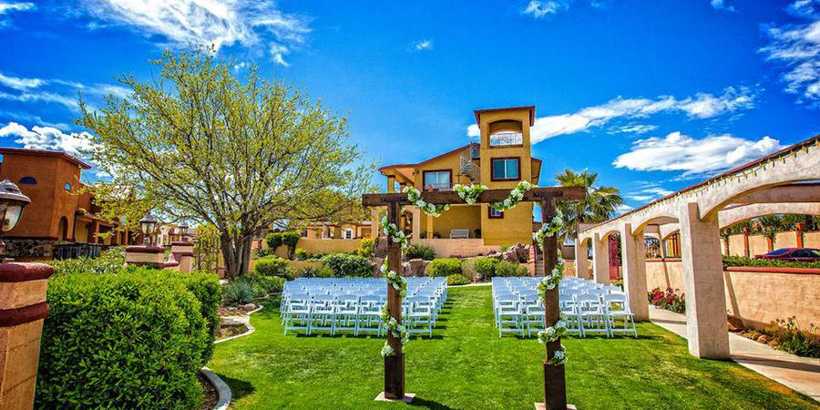 Dream Manor Inn wedding Phoenix/Scottsdale