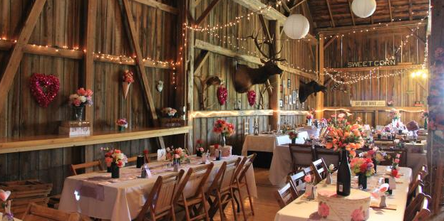 Dhaseleer Events Barn wedding Traverse City