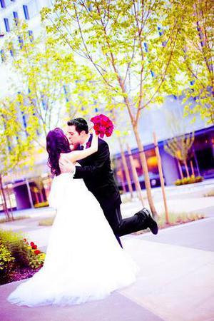 Hyatt Olive 8 wedding Seattle