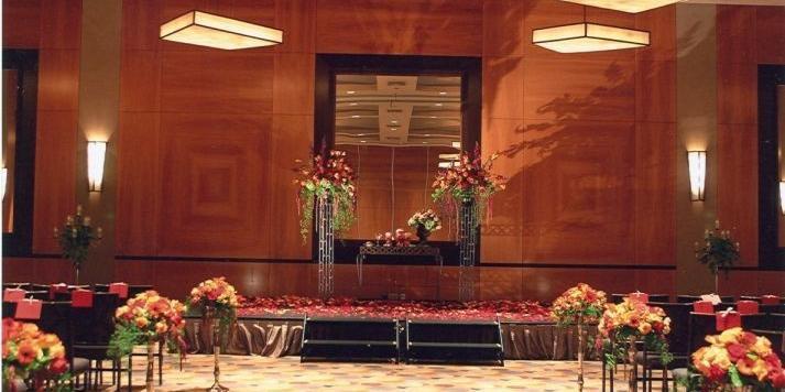 Grand Hyatt Seattle wedding Seattle