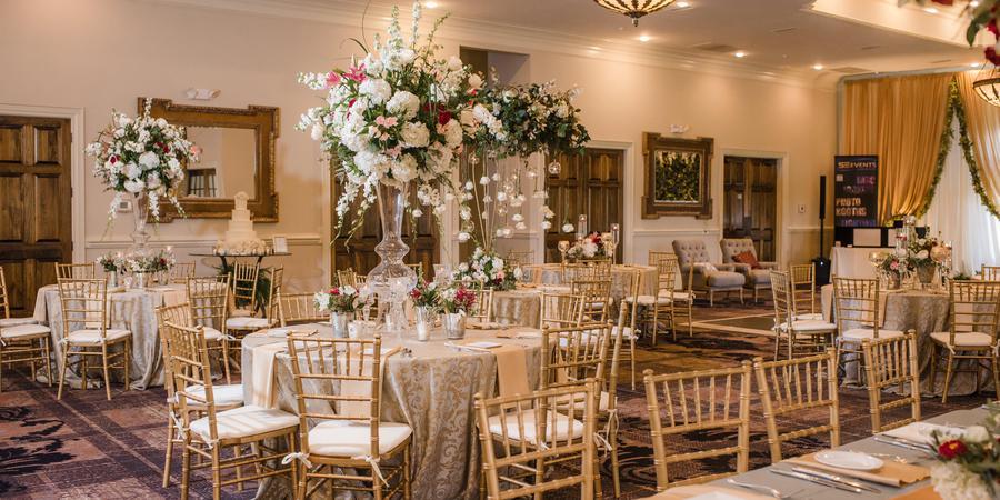 The Manor Golf & Country Club wedding Atlanta