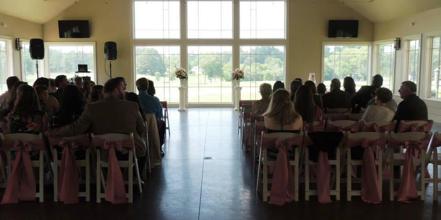 Pine Island Country Club wedding Charlotte