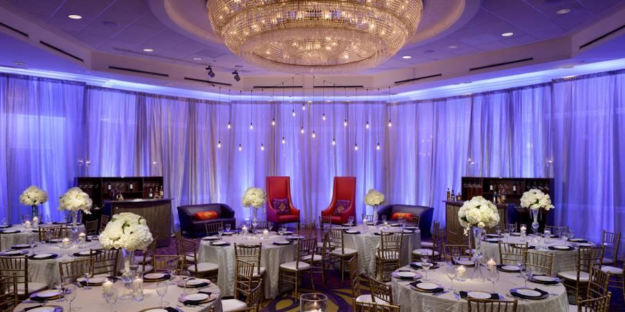 Hilton Charlotte Center City wedding Charlotte