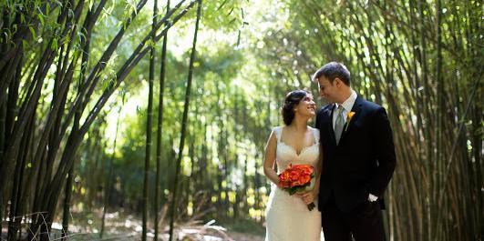 Rutgers Gardens wedding Central Jersey