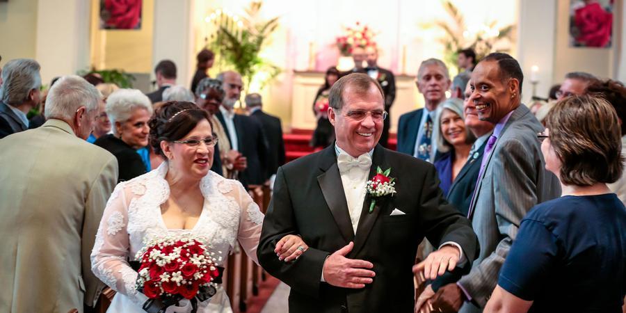 New Thought Unity Center wedding Cincinnati