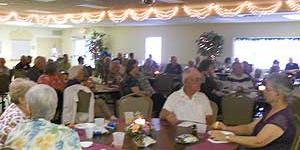 Pickerington Senior Center wedding Columbus