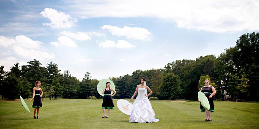 Springvale Golf Course and Ballroom wedding Cleveland