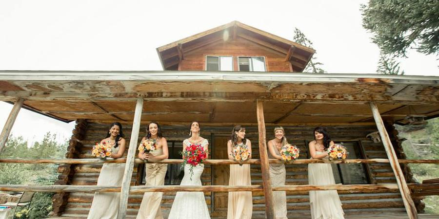 Aspen Canyon Ranch wedding Denver