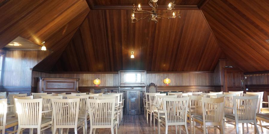 Weller House Inn wedding Mendocino