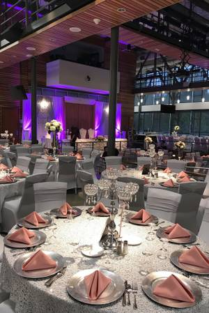 Green River College Event Center wedding Tacoma