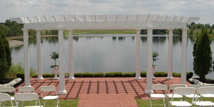 Greystone Golf Club wedding Detroit