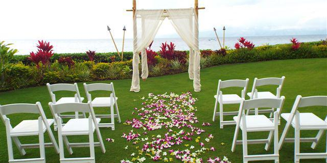 Royal Lahaina Resort Maui wedding Maui