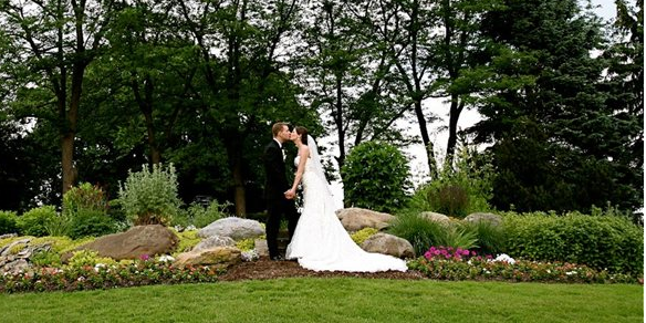 Wabeek Country Club wedding Detroit