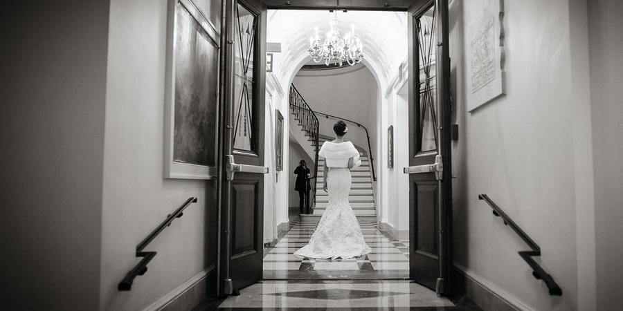 Harold Pratt House and Peterson Hall wedding Manhattan