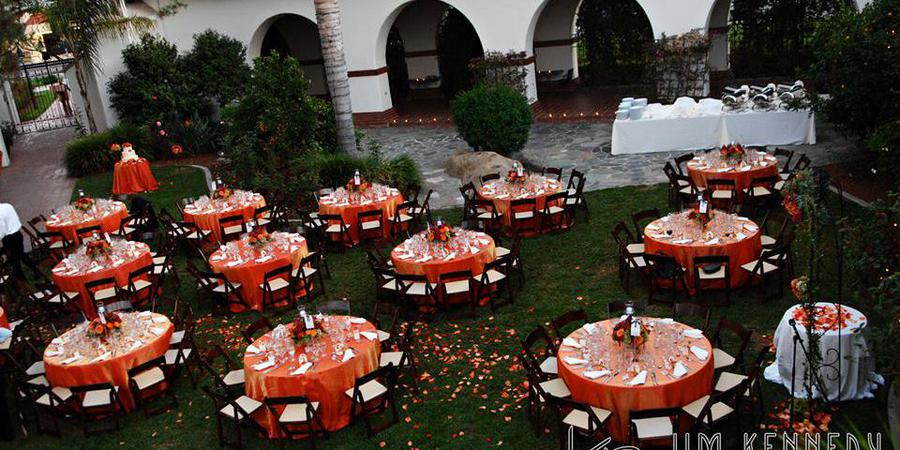 Bowers Museum/Patina Catering wedding Orange County