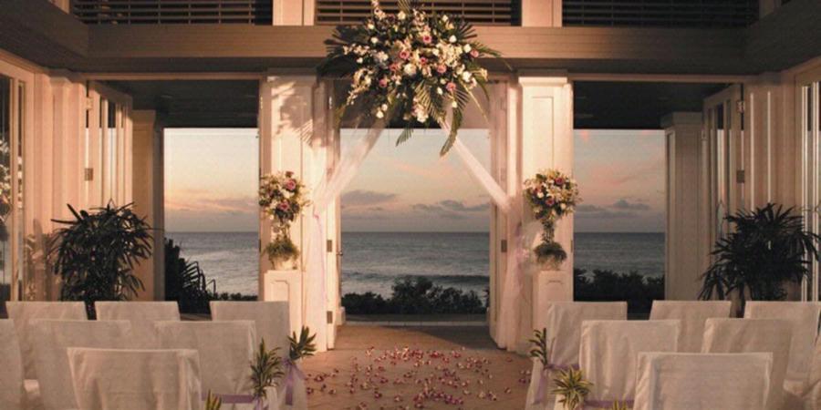 Turtle Bay Resort wedding Oahu