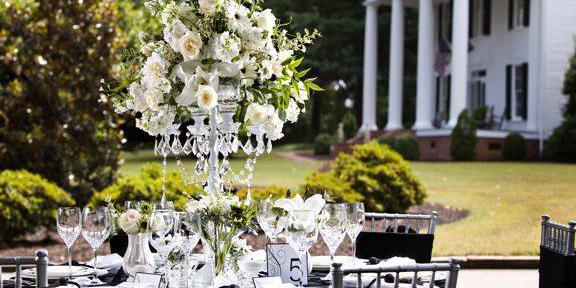 Rose Hill Plantation wedding Raleigh/Triangle