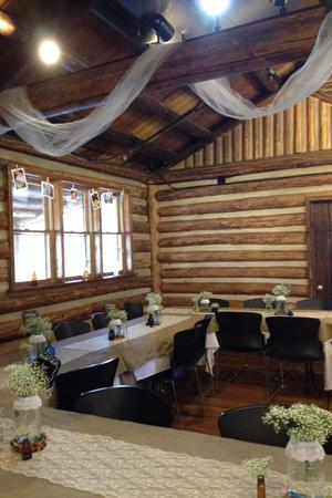 Martha Hope Cabin wedding Atlanta