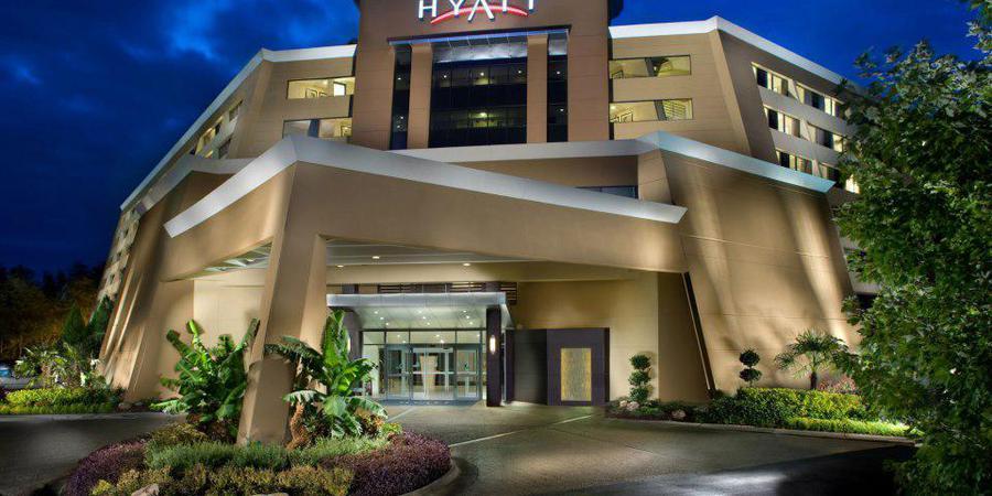 Hyatt Regency Suites Atlanta Northwest wedding Atlanta