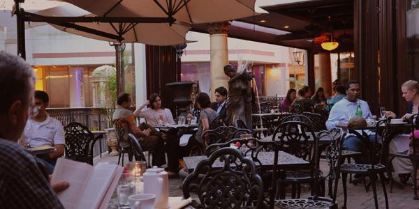 Cafe Intermezzo, Perimeter wedding Atlanta