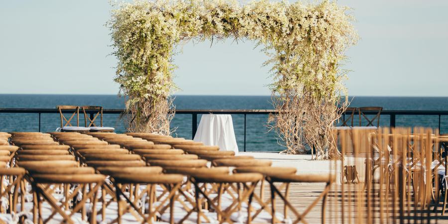 Gurney's Montauk Resort and Seawater Spa wedding Hamptons