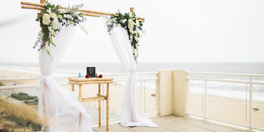 Hilton Garden Inn Virginia Beach Oceanfront Weddings Get